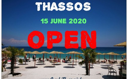 Thassos June 2020
